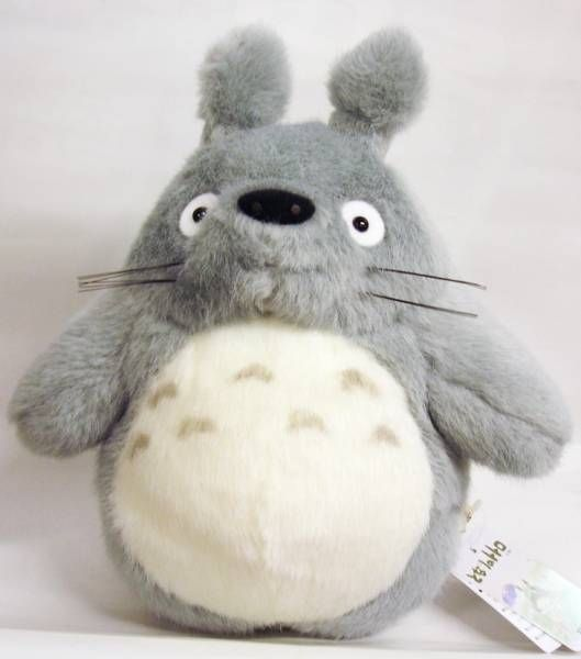 Studio Ghibli - Mon Voisin Totoro - Totoro Peluche 27cm - Sun Arrow
