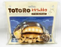 Studio Ghibli - My neighbor Totoro - The CatBus (Neko Bus) 7inch flocked figure - Sekigushi