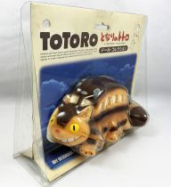 Studio Ghibli - My neighbor Totoro - The CatBus (Neko Bus) 7inch flocked figure - Sekigushi