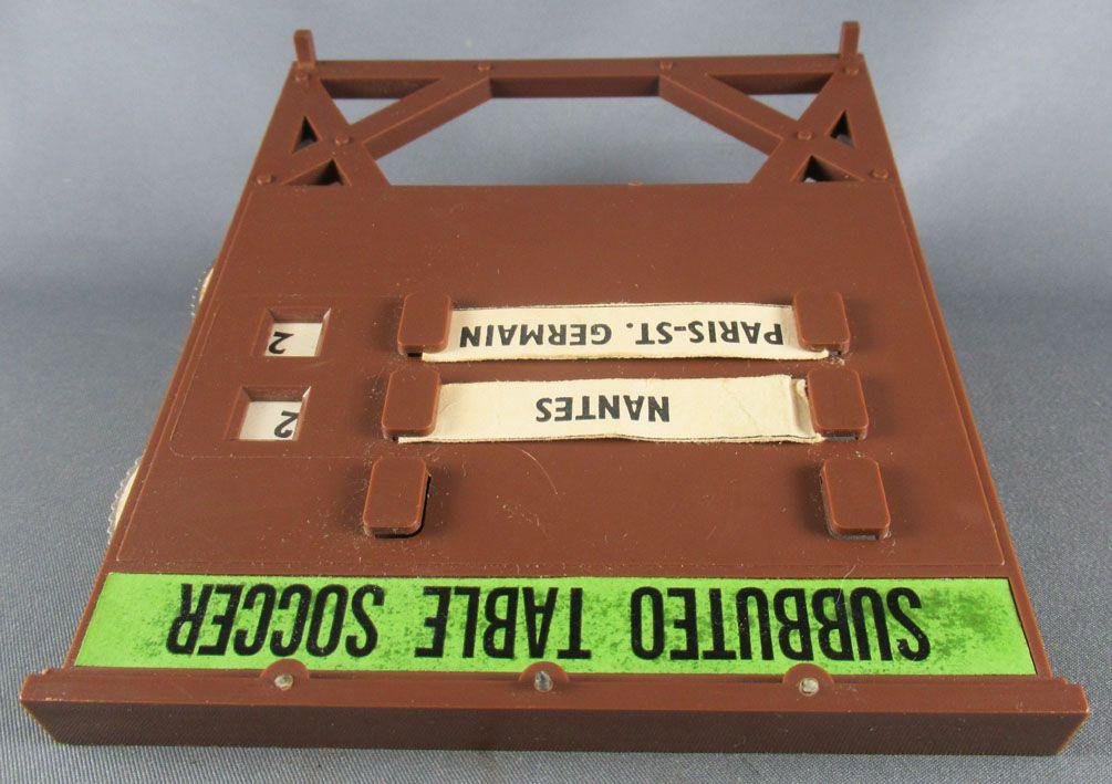 Subbuteo Delacoste 656-352 - Tableau Affichage Score sans Boite