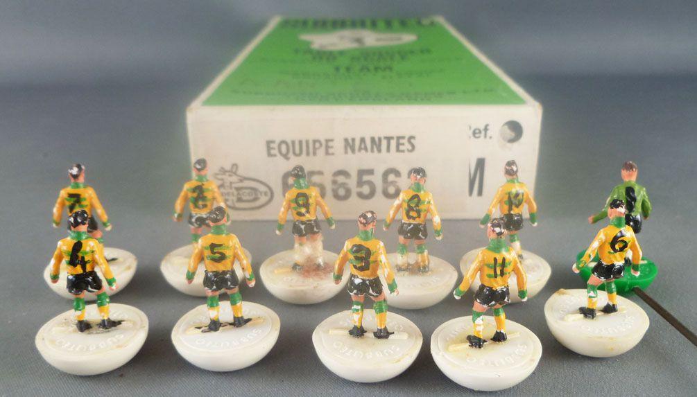 Subbuteo Delacoste 656-562 - LW 142 FC Nantes Team
