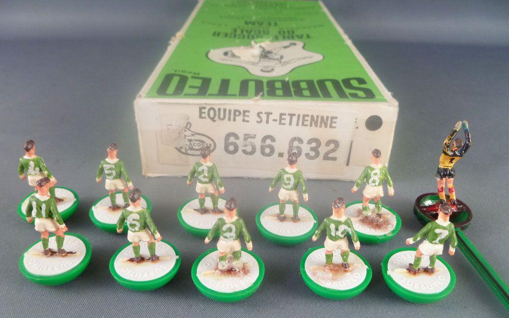Subbuteo Delacoste 656-632 - HW 146 Saint Etienne Asse Team