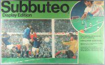 Subbuteo Delacoste Display Edition - Coffret FC Nantes vs Paris Saint Germain Buts Ballons