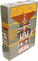 Sun Vulcan DX - Diecast Action Figure - Popy Italy (mint in box)