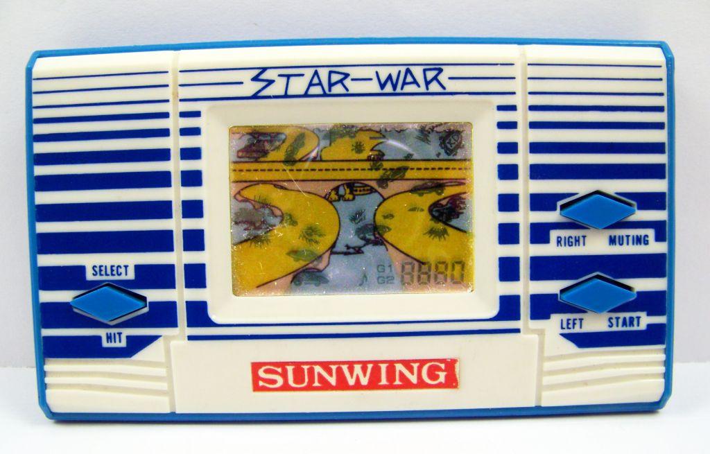 Sun Wing - Handheld Game & Watch - Star Wars (loose)