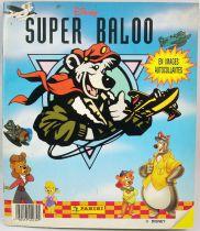 Super Baloo - Album de vignettes Panini 1991