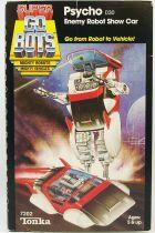 Super-Gobots - Tonka - Psycho