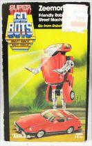 Super-Gobots - Tonka - Zeemon