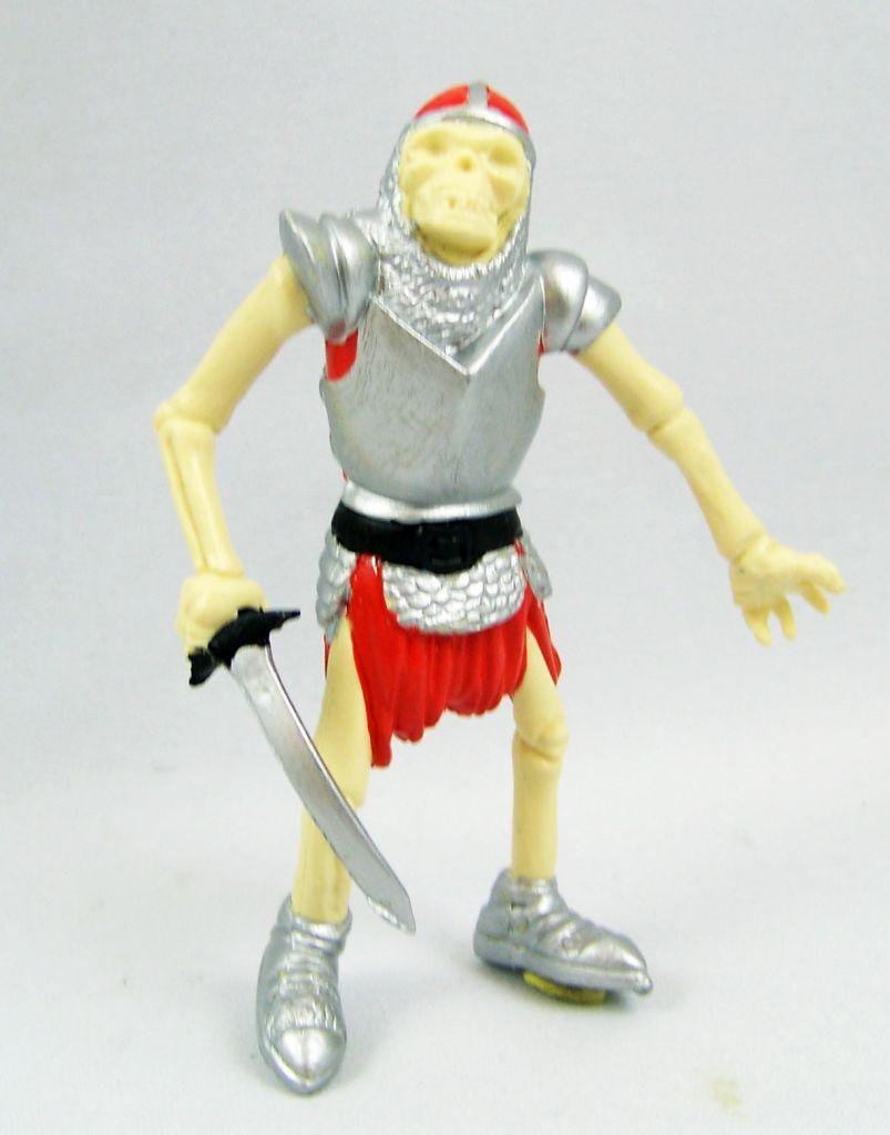 Super Monstres (Super Monstuos) - Série de 24 figurines PVC Yolanda 07