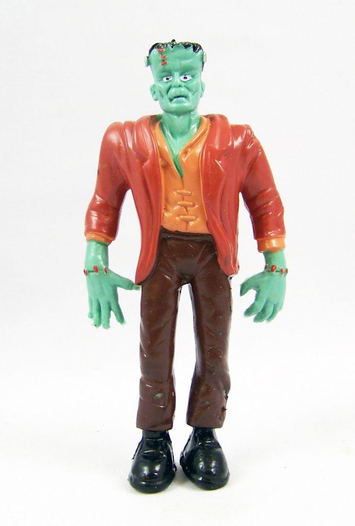 Super Monstres (Super Monstuos) - Série de 24 figurines PVC Yolanda 20