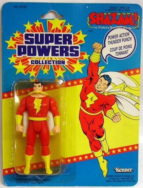 Super Powers - Shazam!