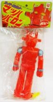 Super Robot Mach Baron - Figurine vinyl 14cm Popy