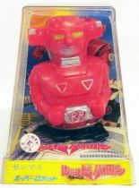 Super Robot Red Baron - Figurine wind-up 8cm Popy ASC