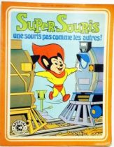 Super-Souris - BD Sagedition 1977