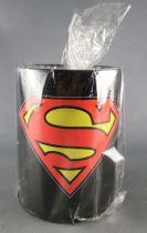 Superman - DC - Pot Métal à Crayons & Stylos