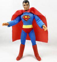 "Superman - Mego World\'s Greatest Super-Heroes - Superman 8\"" figure (loose)"