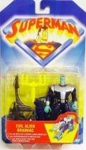 Superman Animated Series - Evil Alien Brainiac