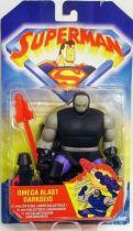 Superman Animated Series - Omega Blast Darkseid