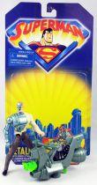 Superman Série Animée - Metallo (loose with cardback)