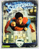 Superman The Movie - AGE stickers collector album 1979