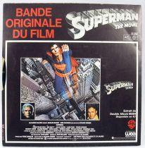 Superman The Movie - Disque 45Tours - Thème du film - WEA Records 1978