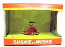 Suske en Wiske mini statue - Schalulleke