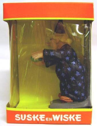 Suske en Wiske mini statue - Zwarte Madam