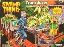 Swamp Thing - Kenner - Transducer playset