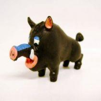 Sylvain & Sylvette - Schleich PVC figure - The Wild Boar