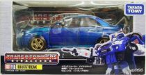 Takara Transformers Binaltech Bluestreak (Subaru Impreza WRX)