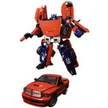 Takara Transformers Binaltech Convoy (Ram SRT-10)
