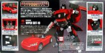 Takara Transformers Binaltech Lambor (Viper SRT-10)