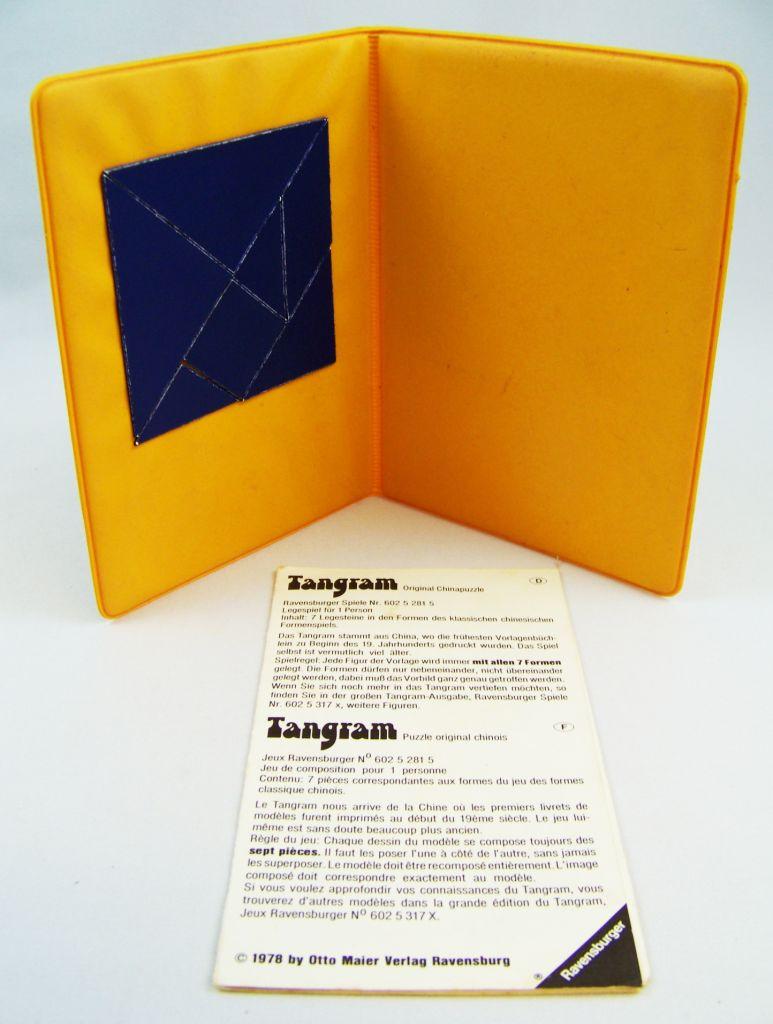 Tangram - Ravensburger - Casse Tête Magnétique Jeu de Logique Patience no Rubiskcube 02