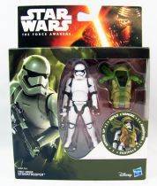 tar Wars - Le Reveil de la Force - First Order Stormtrooper (Armor Up)