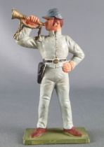 tarlux - Confederates - Regular Series - Footed bugler (ref S4)