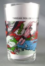 Tarzan - Amora mustard glass - Tarzan King of Jungle
