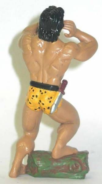 Tarzan - Disjorsa PVC Figure - Tarzan screaming