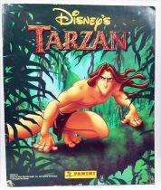 Tarzan (Disney) - Panini Stickers collector book 1999