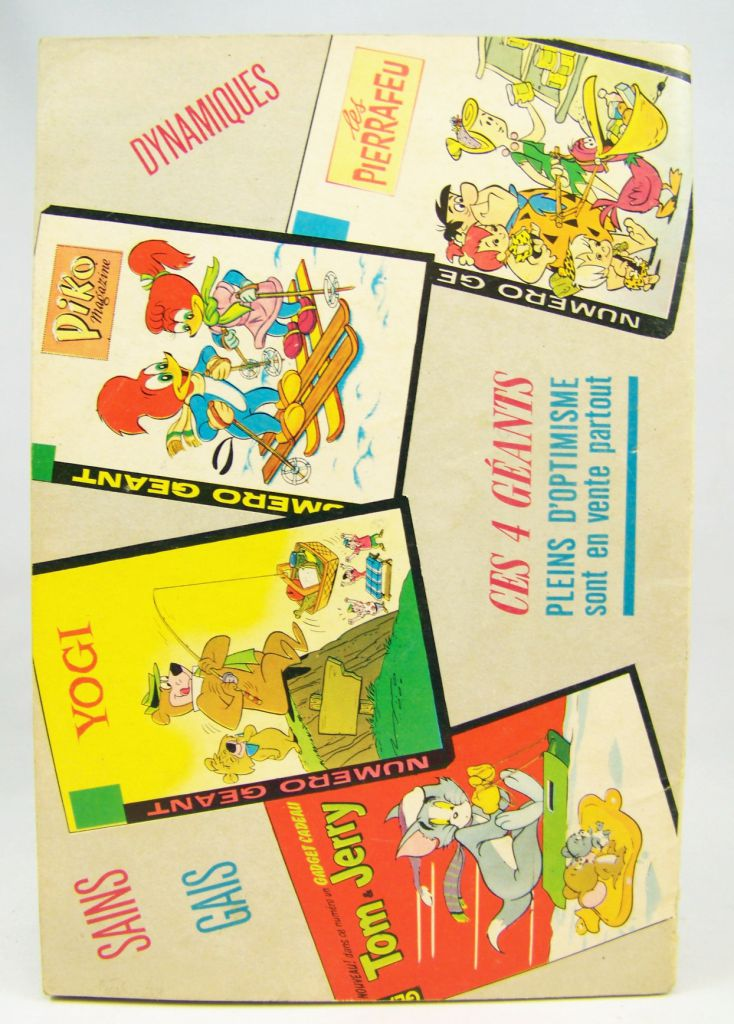 Tarzan Vedettes T.V. mensuel n°24 1970 - Sagédition