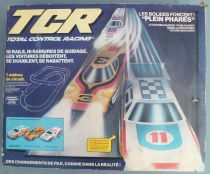 Tcr Ideal 1638-6F - Circuit Les Bolides Foncent Plein Phares Lancia Stratos Pantera