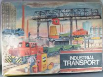Technofix GE 322 Boxed Industrial Transport with Mechanical tin Train