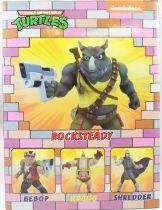 Teenage Mutant Ninja Turtles - 1987 Animated TV Series - Rocksteady 1/8 scale PVC Statue