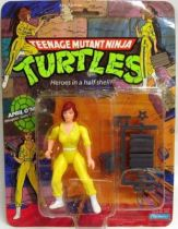 Teenage Mutant Ninja Turtles - 1988 - April O\\\'Neil (1st version)