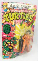 Teenage Mutant Ninja Turtles - 1988 - April O\'Neil (bootleg version)