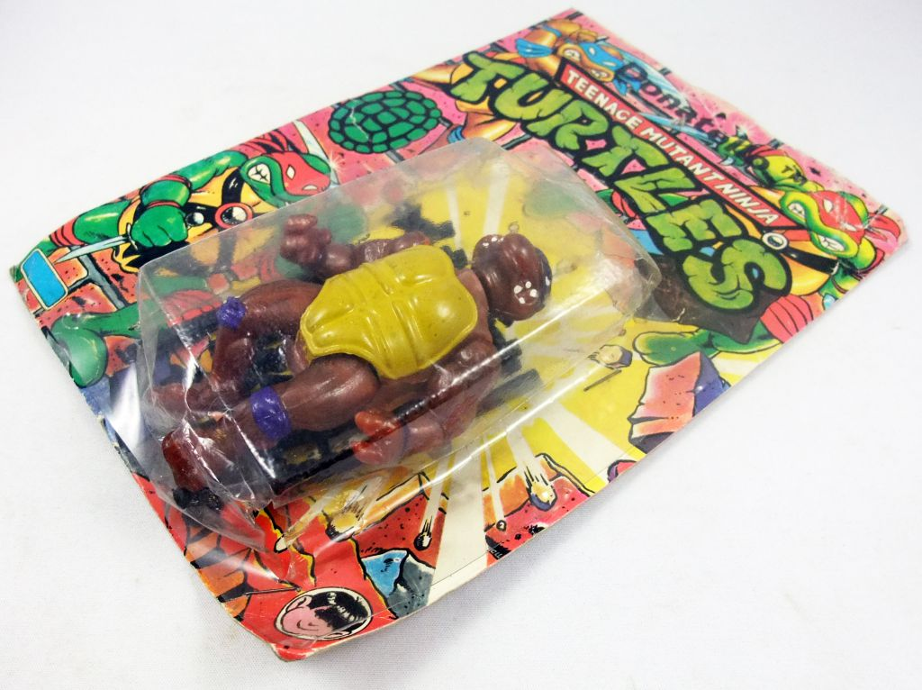Teenage Mutant Ninja Turtles - 1988 - Donatello (Mexican bootleg version)