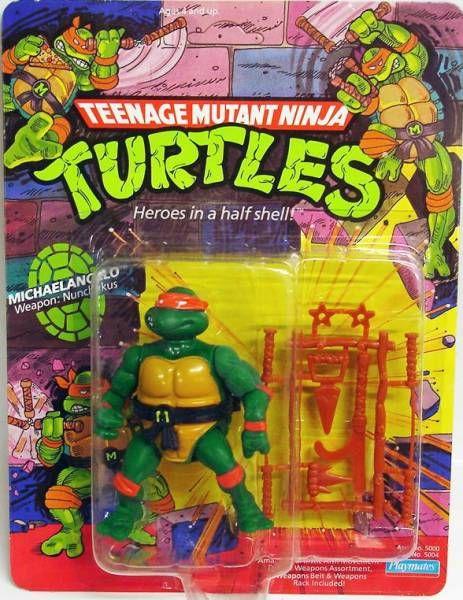 Teenage Mutant Ninja Turtles - 1988 - Michaelangelo