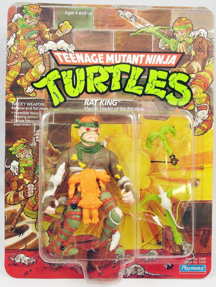 Tortues Ninja - 1989 - Rat King
