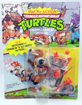 Teenage Mutant Ninja Turtles - 1989 - Wacky Action - Creepy Crawling Splinter