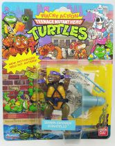 Teenage Mutant Ninja Turtles - 1989 - Wacky Action - Sewer-Swimming Donatello