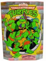 Teenage Mutant Ninja Turtles - 1990 - Deluxe Collectors Case